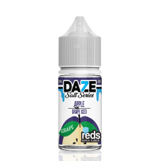 7 DAZE - REDS SALT SERIES - GRAPE ICED - 30mL (Iced)